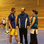 Nico coaché par Pierre et Amandine