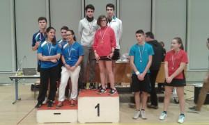 podium cadet 1