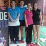 Amandine et Steph championnes