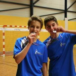 Florian Lemoine et Jules Oppenheim sont finalistes