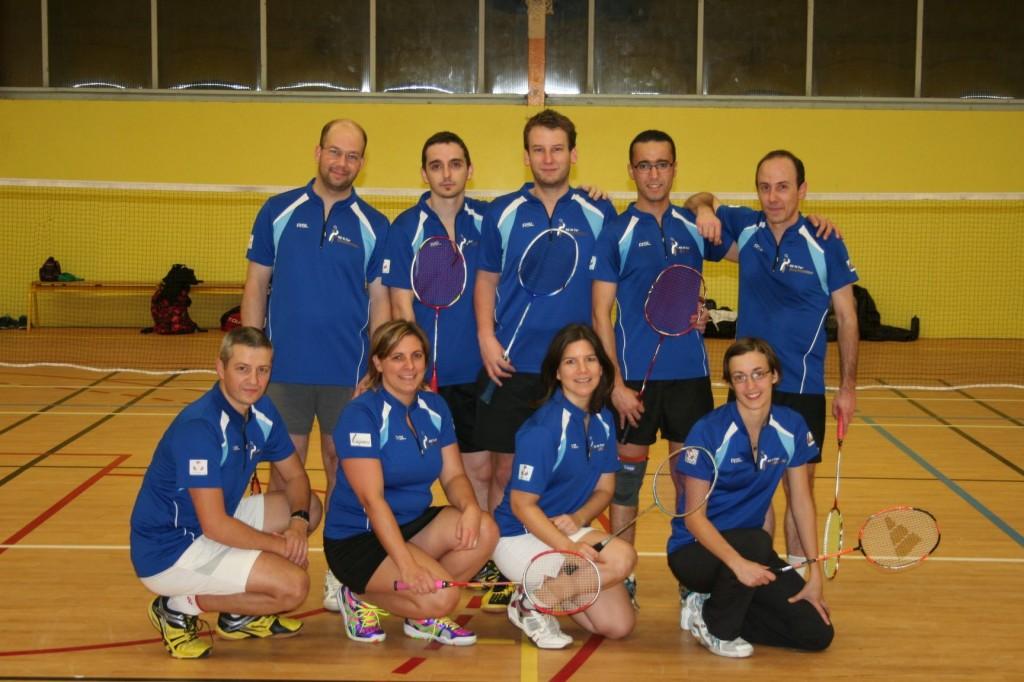 l'équipe D2B